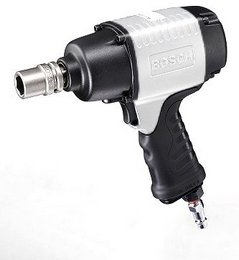 "3/4"" impact wrench, torque adjustable in three stages."